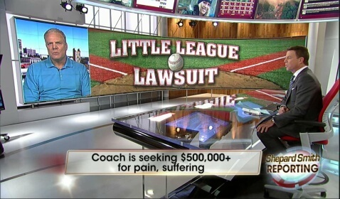Little League Lawsuit
