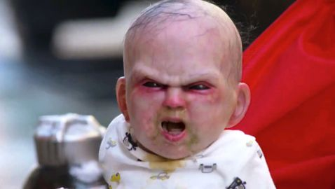 Prank Involving 'Devil Baby' Frightens New Yorkers