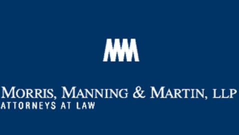 Morris, Manning & Martin LLP Adds Energy & Infrastructure Team in D.C. Office