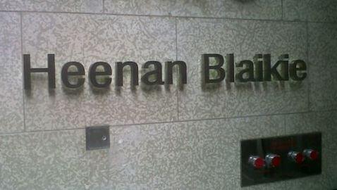 Canada's Fasken Martineu LLP Hires 30 Lawyers from Failed Heenan Blaikie