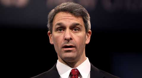 Cuccinelli Floats Pro-Gun Law Firm