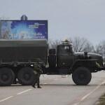 Airports in Ukraine Seized by Gunmen