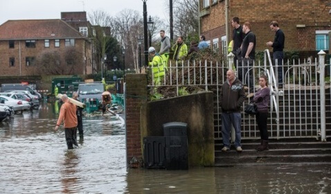 No End in Sight for Britain's Flood Crisis