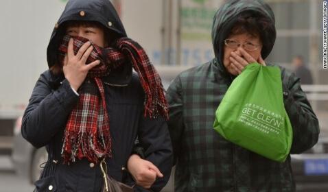 Chinese President Calls Pollution Beijing's Biggest Challenge