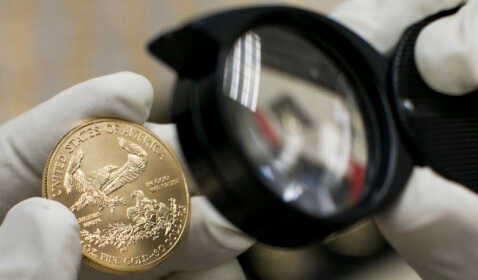 $10 Million in Rare Gold Coins Found Buried by Couple Walking Dog
