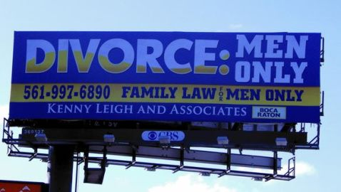 Boca Raton Law Firm Represents Only Men