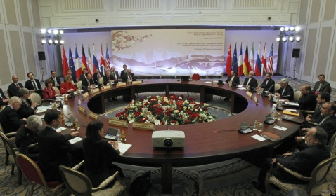 Iran's Nuclear Talks