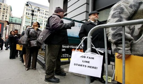 Unemployment Benefits Claims on the Rise