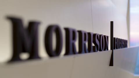 International Law Firm of the Year Awarded to Morrison & Foerster