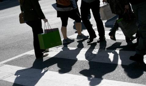 U.S. Retail Sales Decline