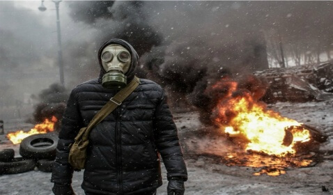 The Ukraine Suffered its Bloodiest Day Since Soviet Times