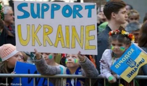 Kiev Needs $35 Billion of Financial Assistance