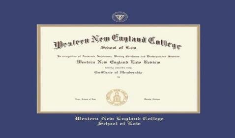 Western New England University School of Law Enrollment Down