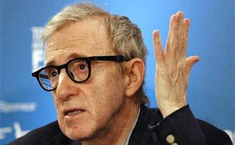 Woody Allen Rejects Claims of Molestation Made by Dylan Farrow