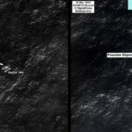 Satellite Images Show Possible Pieces of Malaysia Airlines Flight 370