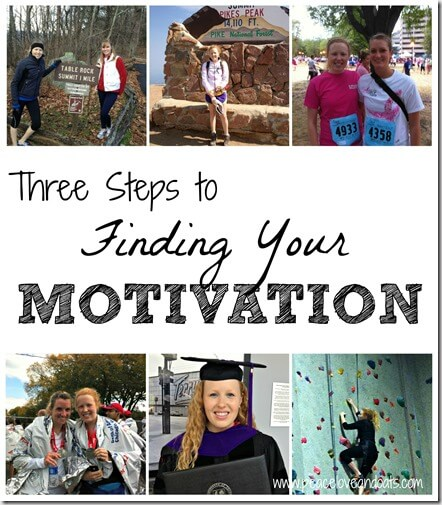 3 Steps to Finding Your Motivation