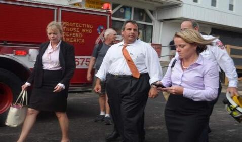 Criminal Investigation of Gov. Chris Christie's Ex-Chief of Staff