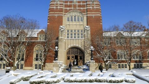 Purdue Grad Told Use of 'God' in Donation Plaque Not Acceptable