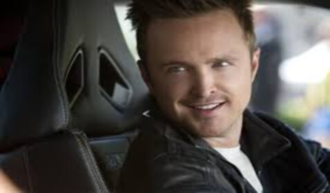 "Aaron Paul: The ""Need for Speed"""