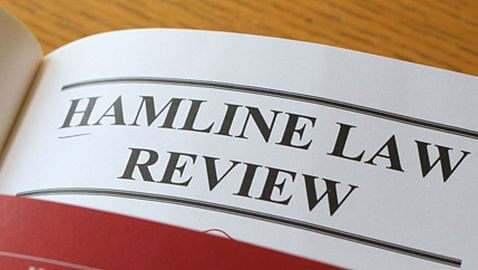 Hamline University School of Law to Offer Master's of Law Degree Online
