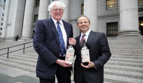 William Koch Fake Wine Lawsuit Reduced