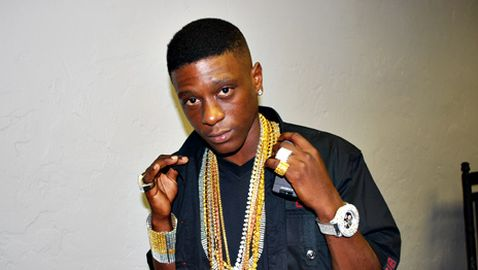 Rapper Lil Boosie Released from Louisiana Prison