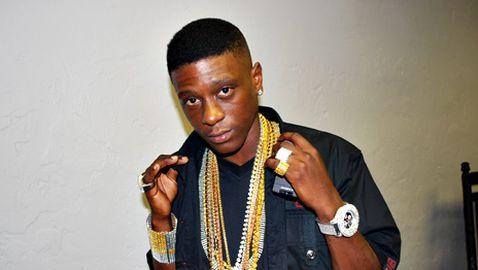 Rapper Lil Boosie Released from Louisiana Prison