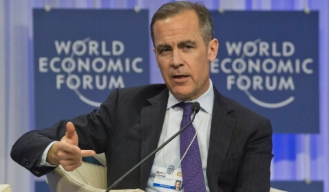 Mark Carney Currency-Manipulation Scandal