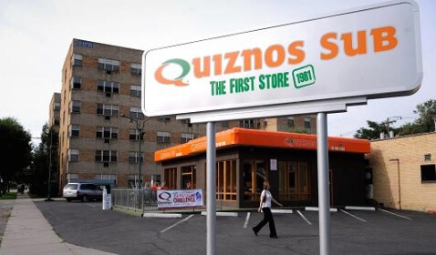 Sandwich Chain Quiznos Corp. Files for Bankruptcy