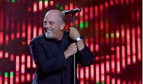 Billy Joel Forgets Song Lyrics in Live Performance