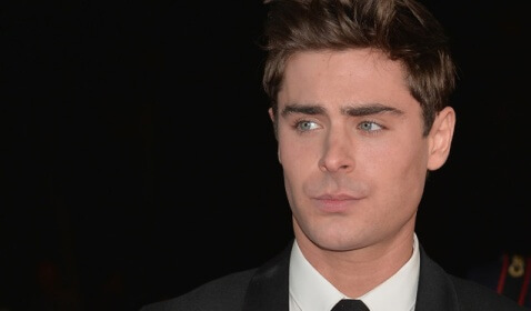 Zac Efron's Downtown L.A. Attack