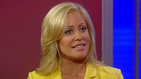 Fox Business Host Melissa Francis Credits Gender Pay Gap in Women Keeping Jobs