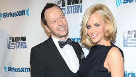 "Jenny McCarthy and Donnie Wahlberg Announce Their Engagement on ""The View"""