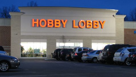 Employee Claims Hobby Lobby Fired Her for Giving Birth