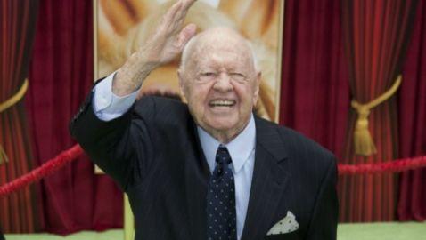 Mickey Rooney Dies at Age 93