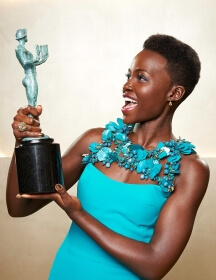 People Magazine Names Lupita Nyong'o 'Most Beautiful' Person
