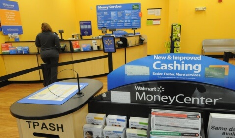 Wal-Mart to Allow Store-to-store Money Transfers