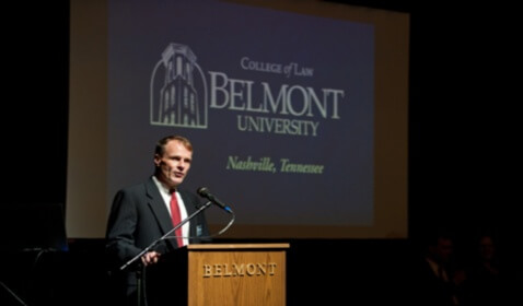 Alberto Gonzales Named Dean of Belmont University