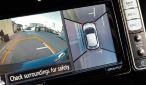 By 2018 All New Cars Required to Have Rearview Cameras