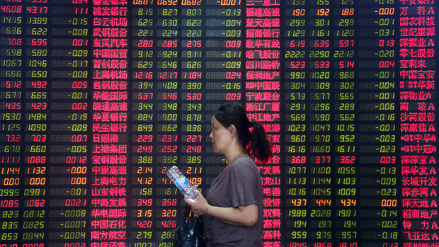 Confidence in Chinese Stocks
