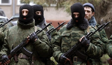Russia's Military Begins New Drills on the Border Between Russia and Ukraine
