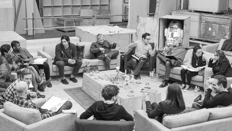 Cast of New 'Star Wars' Movie Announced