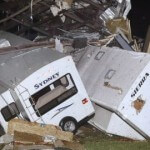 Tornadoes in South Kill at Least 17; Little Rock Hit Hard