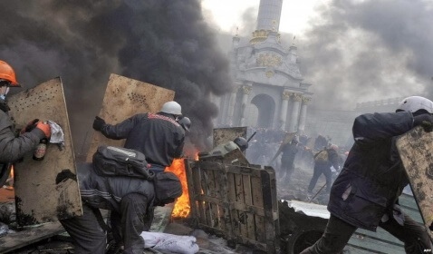 The Turmoil in Ukraine