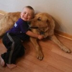 Missing Boy Protected by Family Dog Until Rescue in North Dakota