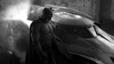 First Picture of New Batman Revealed by Director Zack Snyder