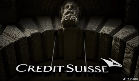 Credit Suisse Pleads Guilty, Pays $2.6 Billion