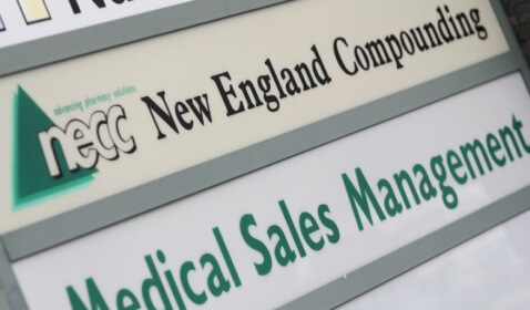 New England Compounding Pharmacy Inc. Agreed to Settlement