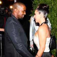 Kanye West and Kim Kardashian: Married!