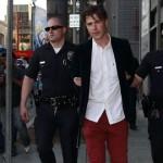 "Man Attacks Brad Pitt at Premiere of ""Maleficent"""